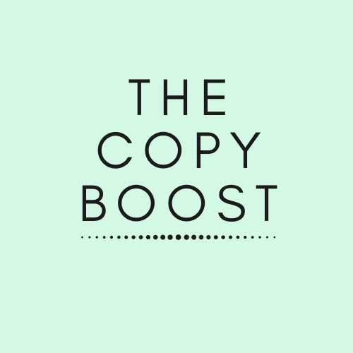 The Copy Boost